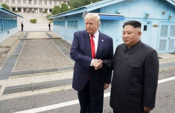 Kuzey Kore'den Trump'a övgü: Muhteşem...