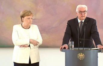 Merkel için tedbir bulundu