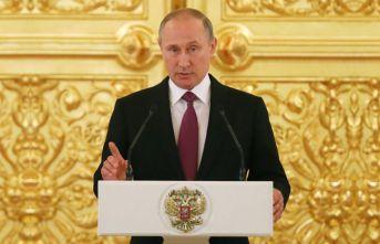Putin'den Türkiye ve Erdoğan açıklaması