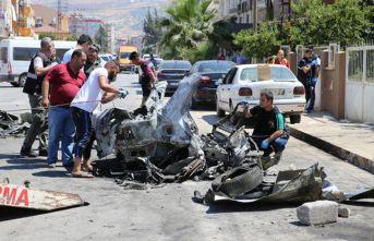 Reyhanlı'da patlama: 3 kişi öldü