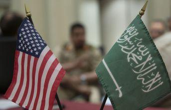 """ABD'den Suudilere mesaj: """"Çıkarlarımızı baltalıyorlar"""""""