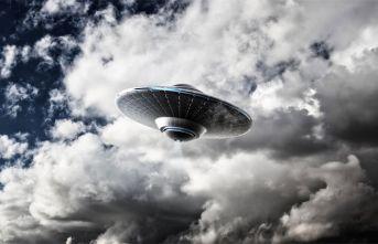 Trump'tan ilginç UFO açıklaması!