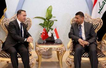 Türkiye'nin Musul Başkonsolosluğu açılıyor