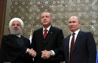 'Üçlü Zirve' Türkiye'de yapılacak