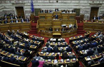 Yunanistan'da yeni kabine kuruldu