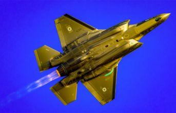 Amerika ile İsrail arasında F-35 krizi!