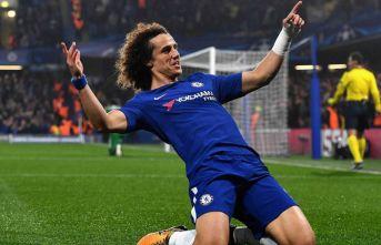 Arsenal, David Luiz'i duyurdu