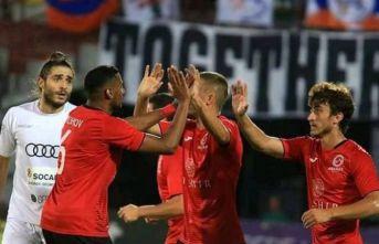 Avrupa Ligi maçında şike şüphesi