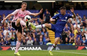 Chelsea ile Leicester City puanları paylaştı