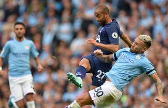 City ile Tottenham'dan bol gollü beraberlik