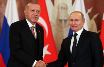 Erdoğan ile Putin arasında kritik İdlib görüşmesi