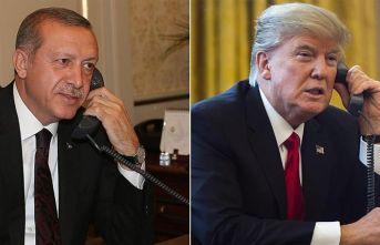 Erdoğan ile Trump arasında kritik 'İdlib' görüşmesi