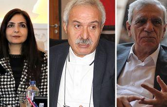 HDP'li başkanlar görevden uzaklaştırıldı