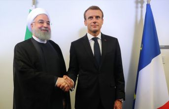 İran'dan Fransa'ya: ABD'ye bağlı...