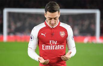 Mesut Özil kadro dışı! Gerekçe: Güvenlik!