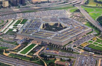 """Pentagon'dan """"ortak uçuş"""" açıklaması"""