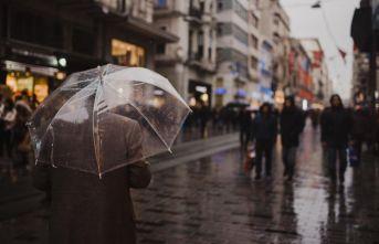 Sağanak yağış açıklaması