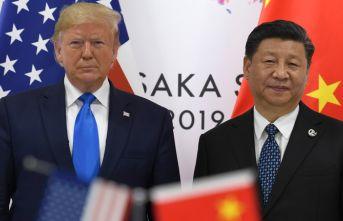 Trump'tan 'Hong Kong' önerisi