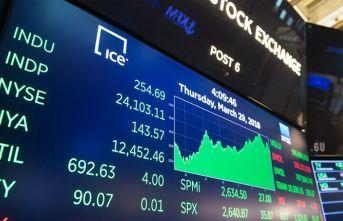 Wall Street yükselmeye başladı!