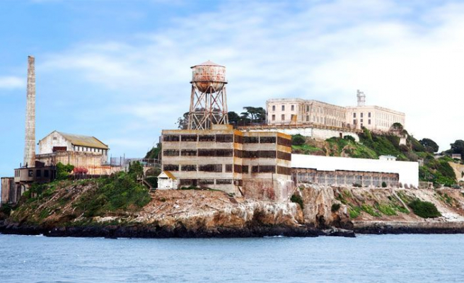 Alcatraz: Kaçılması imkansız olan hapishane