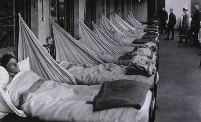 En ölümcül grip salgını: İspanyol Gribi