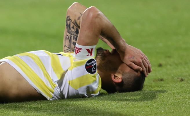 Fenerbahçe, Alanya'da kayboldu