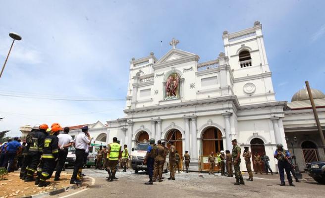 Sri Lanka'da kilise ve otellerde patlamalar: Yüzlerce ölü ve yaralı