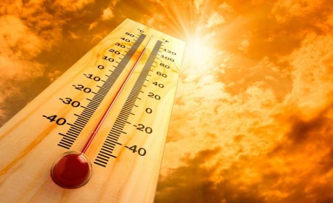Afrika sıcakları Salı günü geliyor