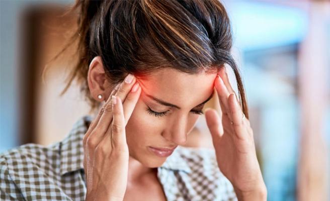 Baş ağrısının nedeni depresyon olabilir