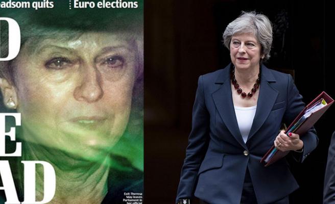 Brexit May'i harcadı!