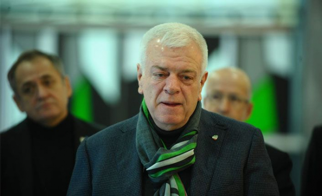 Bursaspor başkanına soruşturma açıldı!