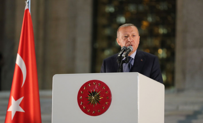 Cumhurbaşkanı Erdoğan'dan tüm partilere çağrı!