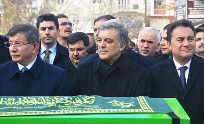Davutoğlu, Babacan, Gül ve Yeni Bir Parti