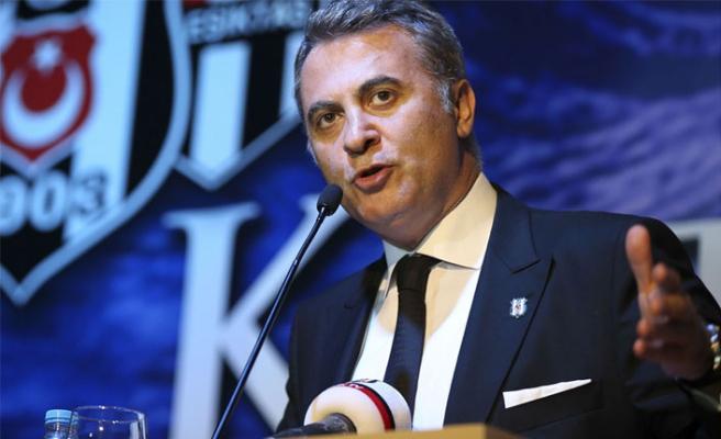 Fikret Orman yeniden Beşiktaş Başkanı