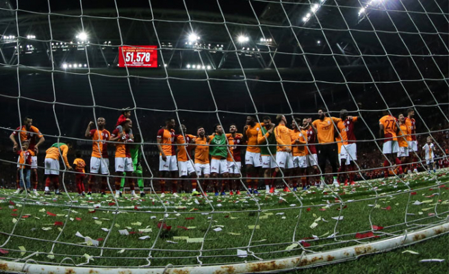 Galatasaray liderlik koltuğunu kaptı!