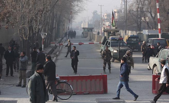 Kabil'de harp okuluna intihar saldırısı: 6 ölü