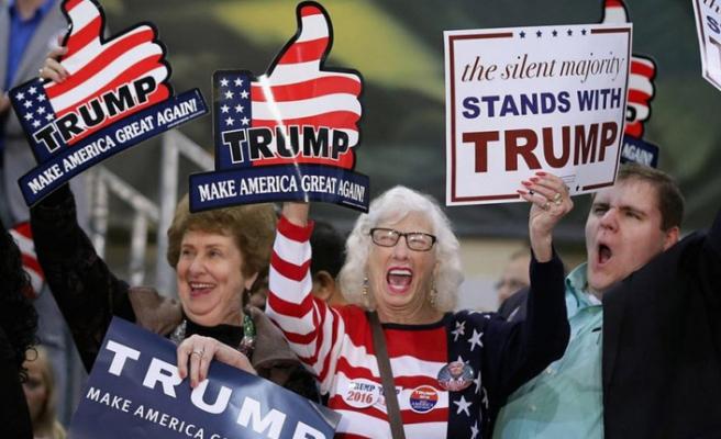 Trump'a verilen destek artıyor