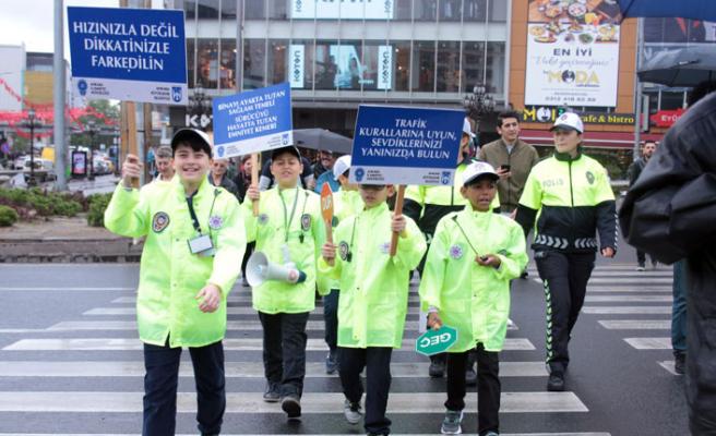 Tüm yurtta 'Trafik Haftası' seferberliği