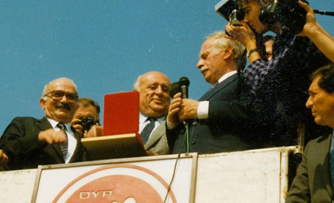 Türk siyasi hayatında Doğru Yol Partisi
