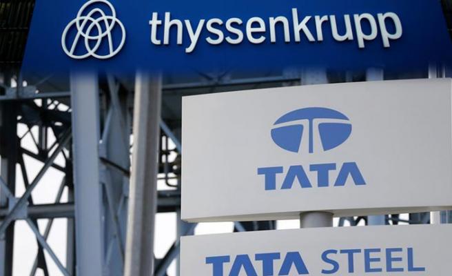 AB'den Tata-ThyssenKrupp nikahına ret
