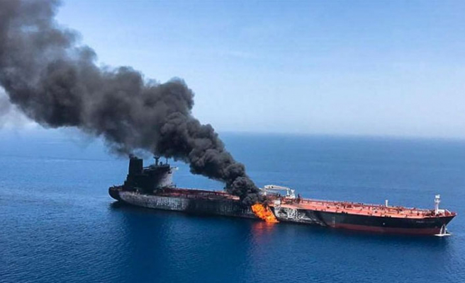 ABD'den İran'ı suçlayan görüntü!
