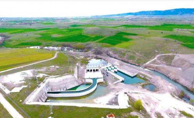 Ankara'nın musluklarından su içilebilecek