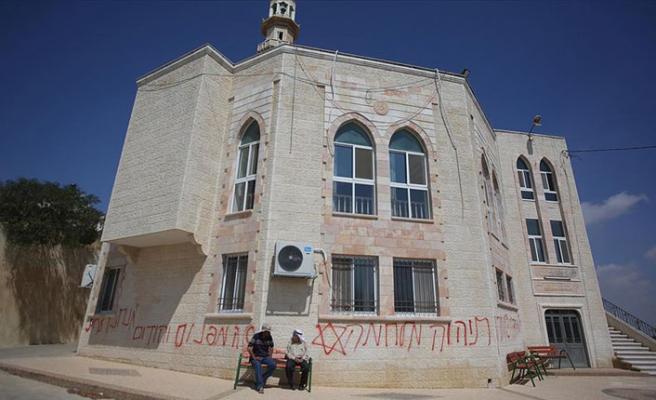 Batı Şeria'da Yahudilerden saldırı