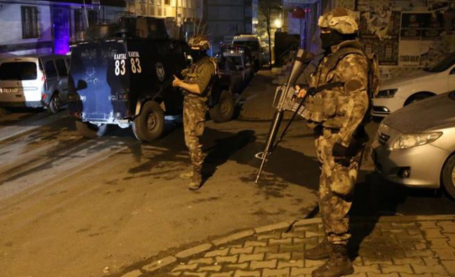 Eylem hazırlığındaki teröristler yakalandı