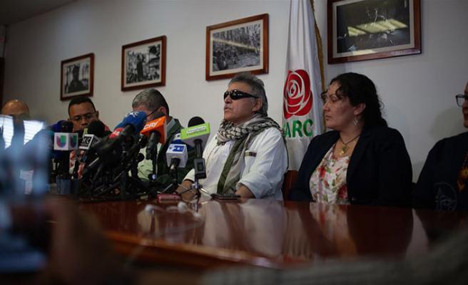 FARC'ın önemli ismi Meclis'te!