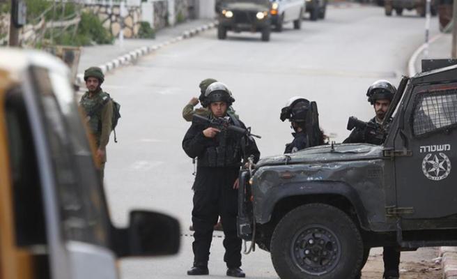 İsrail polisinden gerekçesiz gözaltı!