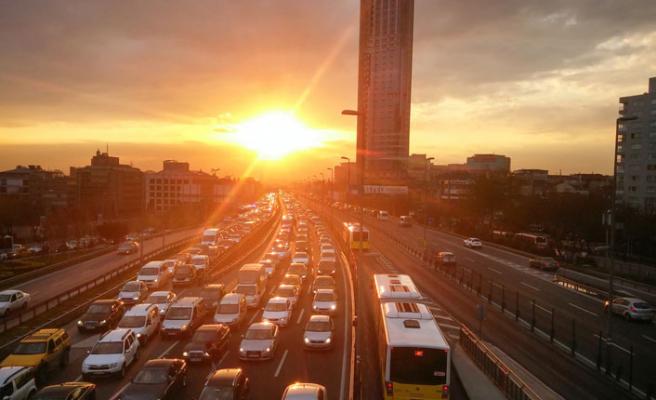 İstanbul trafiğine maç ayarı!