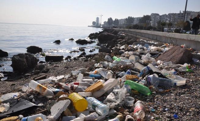 Kıyı illerinde deniz çöplerine son!