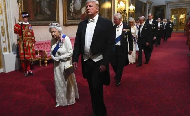 Kraliçenin Trump ile imtihanı