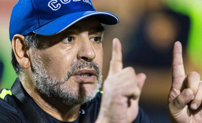 Maradona'nın sağlık durumu!